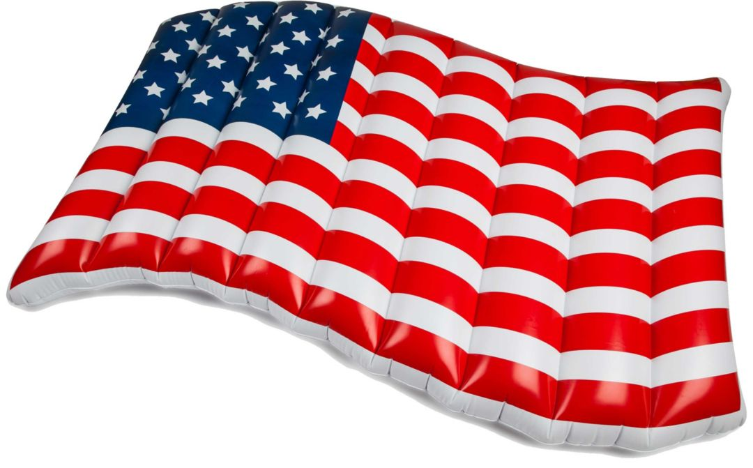 77b5620eda Big Mouth Giant American Flag Pool Float | DICK'S Sporting Goods