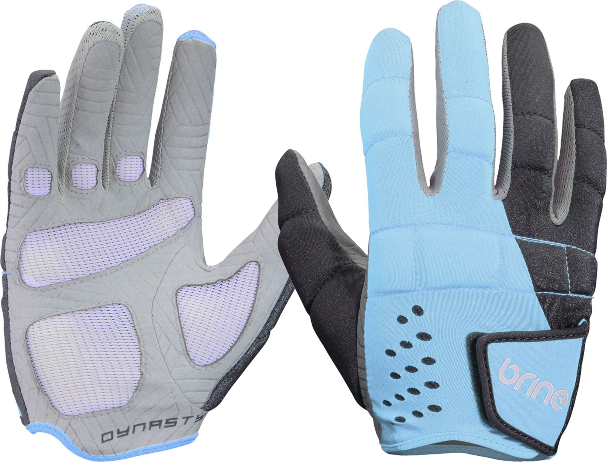 Brine Women's Dynasty - The Most Affordable Lacrosse Gloves for Female Lacrosse