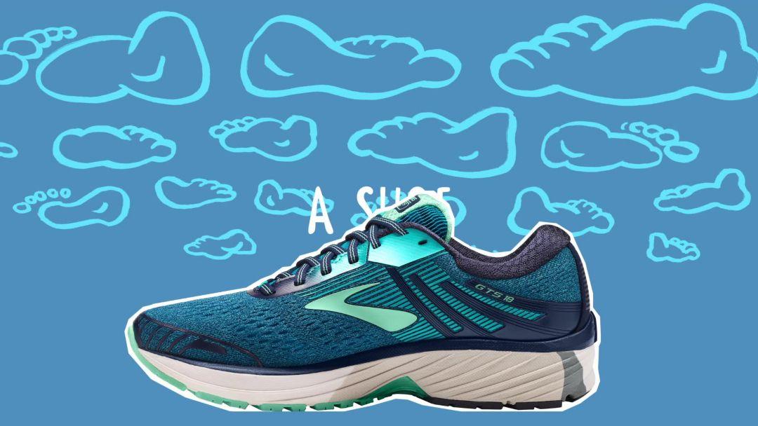 2e6b4a7347287 Brooks Men's Adrenaline GTS 18 Running Shoes   DICK'S Sporting Goods
