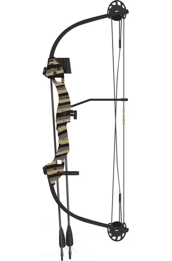 Barnett Tomcat 2 Youth Compound Bow Package product image