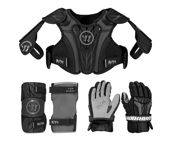 Warrior Burn Next 3-Piece Lacrosse Package product image