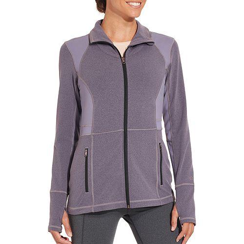 e4c0e294db2e7 CALIA by Carrie Underwood Women s Core Heather Fitness Jacket ...