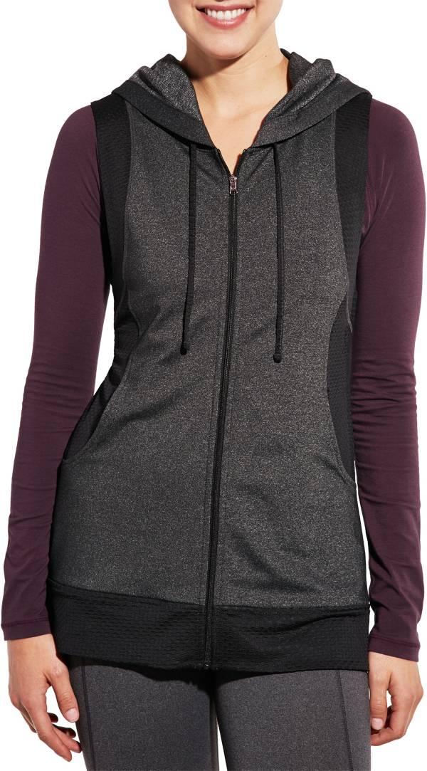 CALIA by Carrie Underwood Women's Effortless Mesh Full Zip Sleeveless Hoodie product image