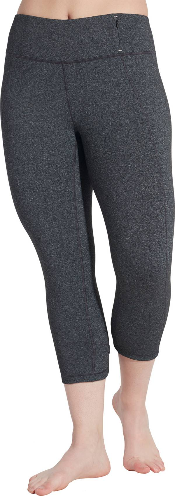 CALIA by Carrie Underwood Women's Essential Crossover Tight Fit Capris product image