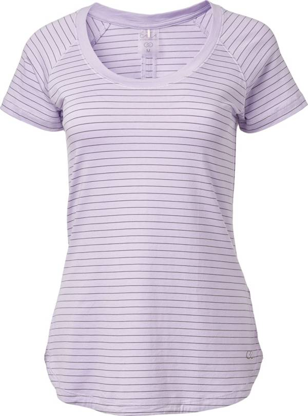 CALIA by Carrie Underwood Women's Everyday Striped T-Shirt product image