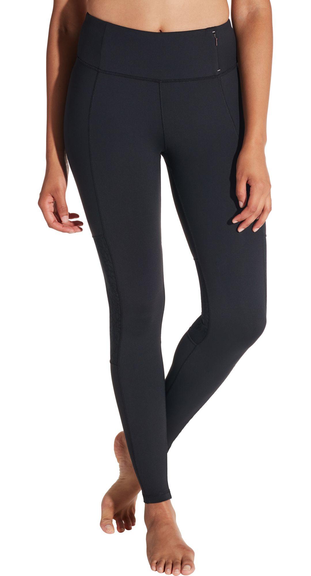 9ea89ee19a24de CALIA by Carrie Underwood Women's Mesh Back Leggings. noImageFound. Previous