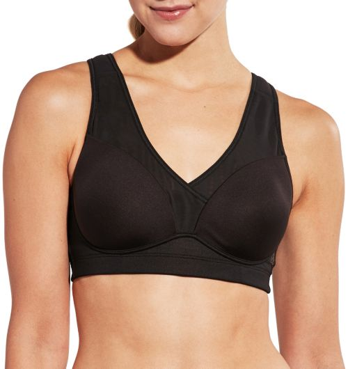 5cb8911f62e10 CALIA by Carrie Underwood Women s Strength Cross Front Mesh Sports Bra.  noImageFound. Previous