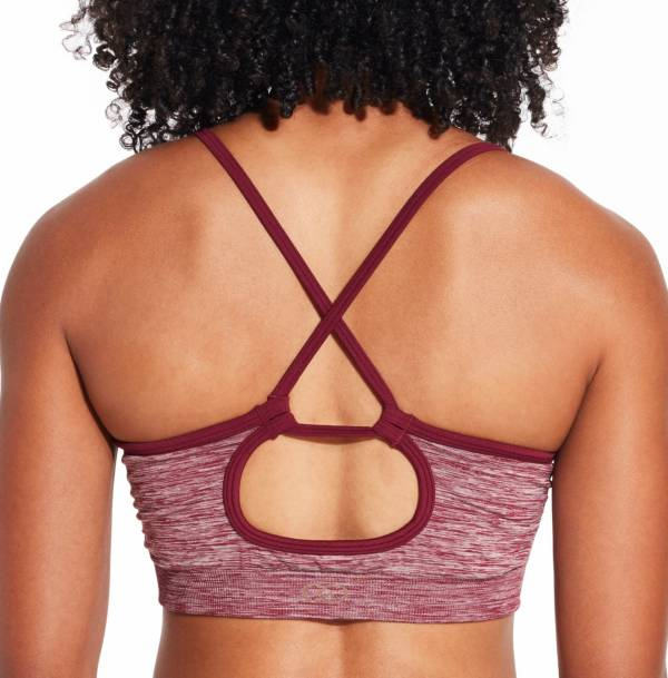 CALIA by Carrie Underwood Women's Heather Stretch Loop Back Sports Bra product image