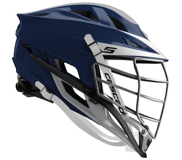 Cascade Custom S Lacrosse Helmet w/ Chrome Mask product image