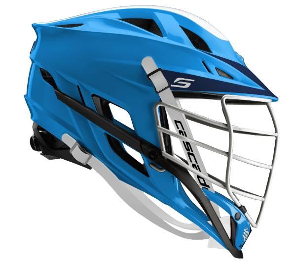 Cascade Custom S Lacrosse Helmet w/ White Pearl Mask product image