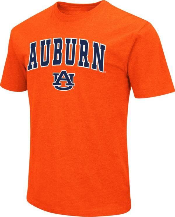 Colosseum Men's Auburn Tigers Orange Dual Blend T-Shirt product image