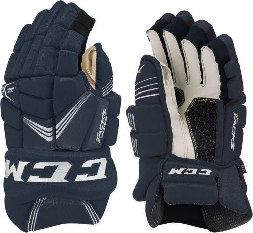 6270ee4c800 CCM Junior Tacks 7092 Ice Hockey Gloves. noImageFound. 1