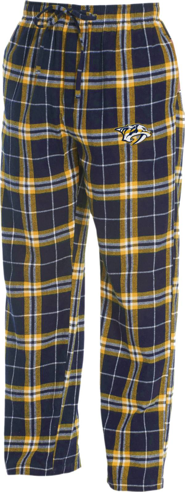 Concepts Sport Men's Nashville Predators Flannel Pants product image