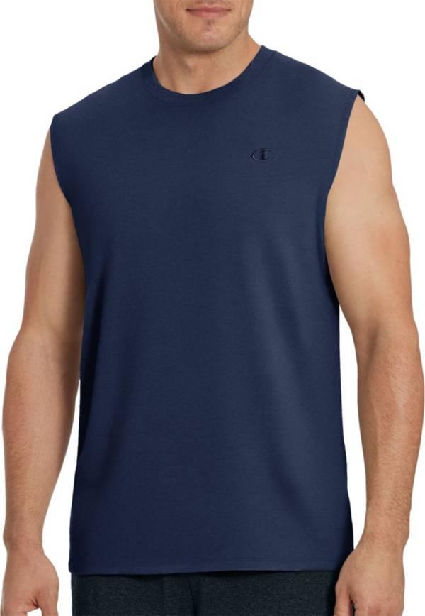 Champion Men's Classic Jersey Muscle Sleeveless Shirt product image