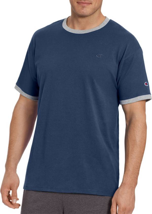 Champion Men's Classic Jersey Ringer T-Shirt product image