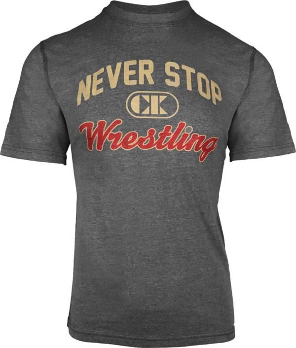 Cliff Keen Adult iWrestle 5.0 TDRI2 Performance Wrestling T-Shirt product image