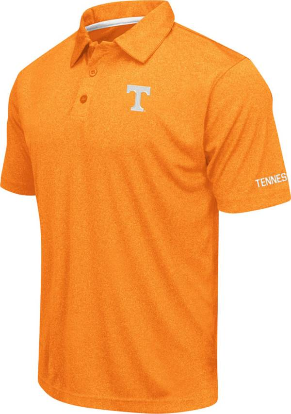 Colosseum Men's Tennessee Volunteers Tennesse Orange Axis Polo product image