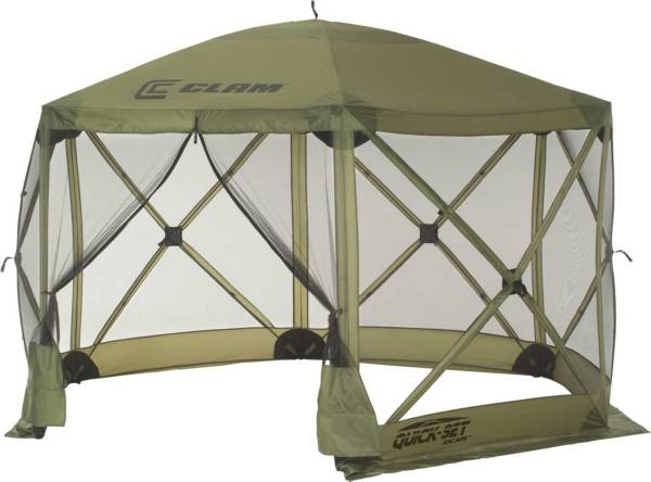Clam Outdoors 11.6' x 11.6' Quick-Set Escape Screen House product image