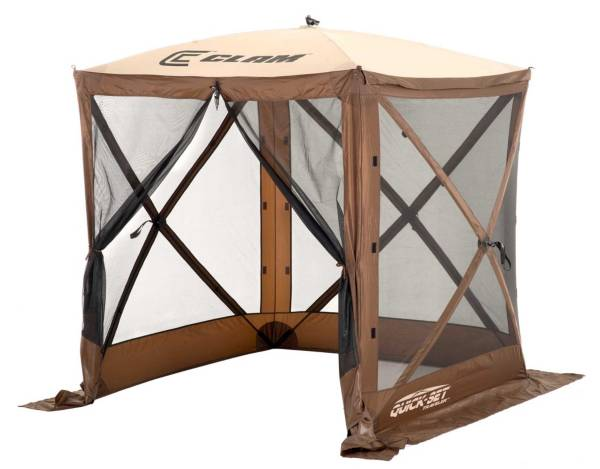 Clam Outdoors 6' x 6' Quick-Set Traveler Screen House product image