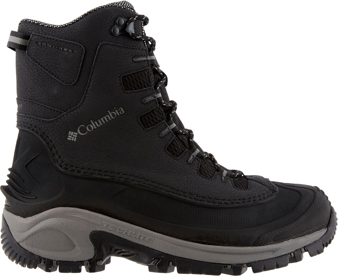 1b73025cd6a Columbia Men's Bugaboot II Omni-Heat 200g Waterproof Winter Boots