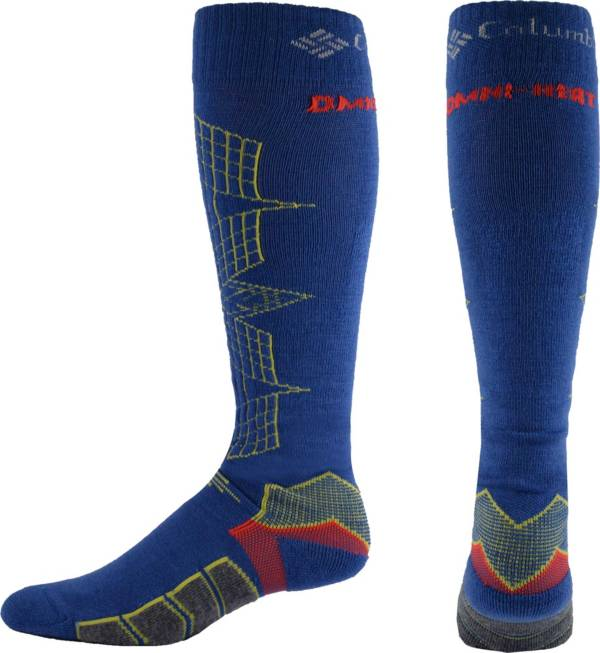 Columbia Omni-Heat Ski Optical Grid Over-the-Calf Socks product image