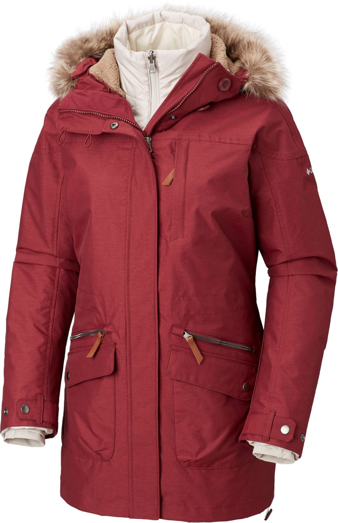 b0c7bf73ab37d Columbia Women's Carson Pass IC 3-in-1 Jacket | DICK'S Sporting Goods