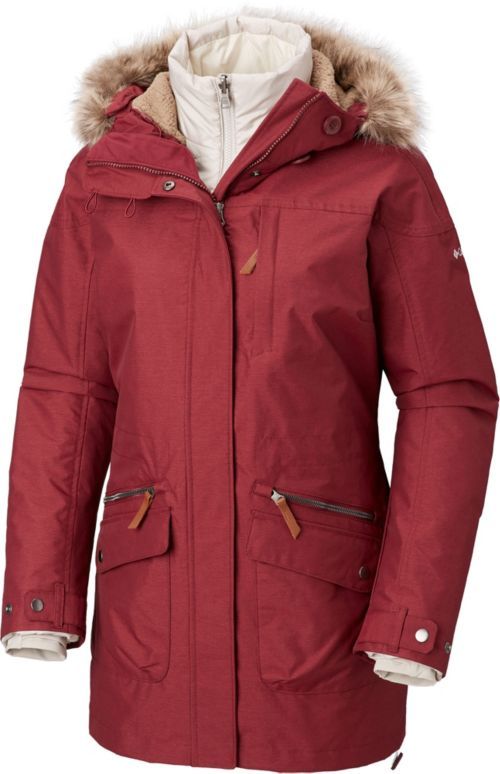 5a8d4294197 Columbia Women s Carson Pass IC 3-in-1 Jacket