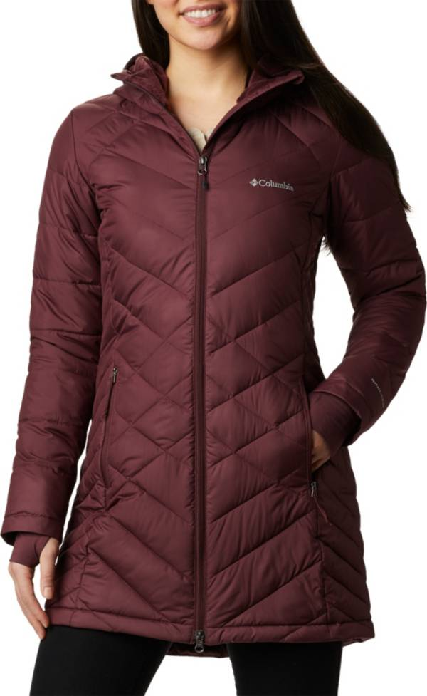 Columbia Women's Heavenly Long Hooded Jacket product image