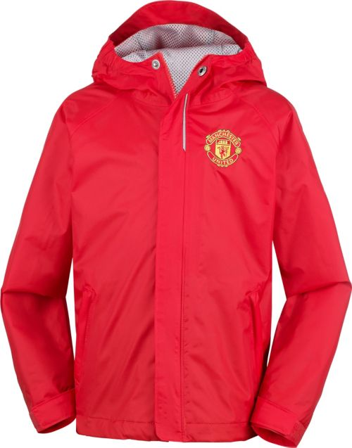 262c143a5 Columbia Youth Manchester United Fast and Curious Red Jacket. noImageFound.  Previous. 1