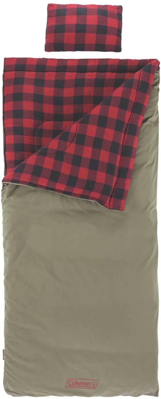 Coleman Big & Tall Big Game 0° Sleeping Bag with Pillow product image