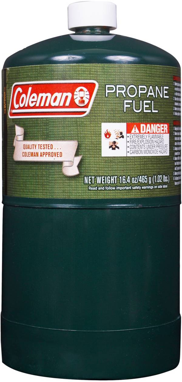 Coleman 1 lb. Propane Fuel Tank product image