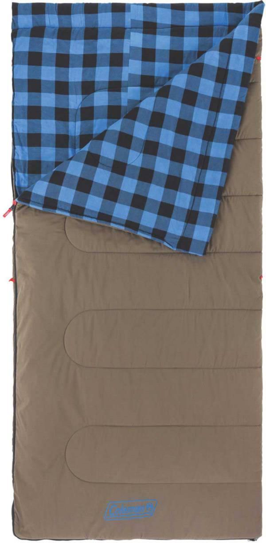 Coleman Autumn Trails 30° Big & Tall Sleeping Bag product image