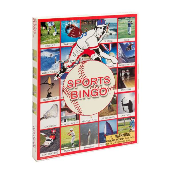 Channel Craft Sports Bingo product image