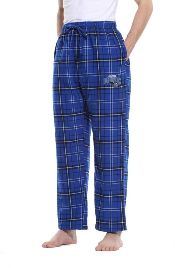 Concepts Sport Men's Orlando Magic Plaid Flannel Pajama Pants product image