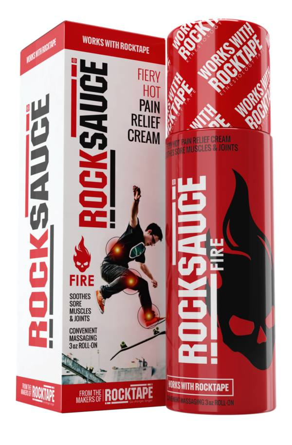 RockSauce Fire Relief Cream product image