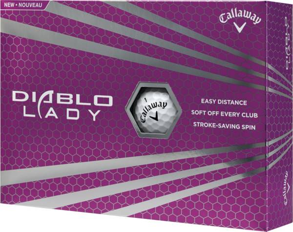 Callaway Diablo Lady Golf Balls product image