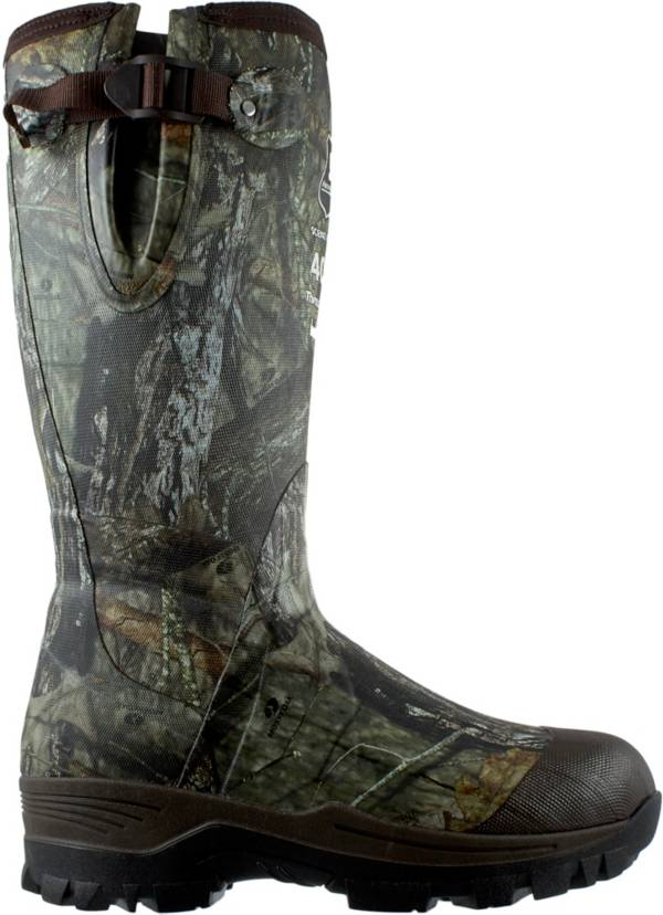 Field & Stream Men's Swamptracker Mossy Oak 400g Rubber Hunting Boots product image