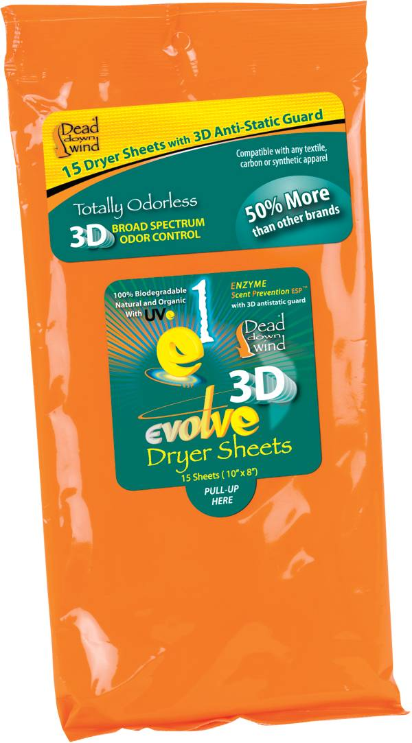 Dead Down Wind e1 ESP Dryer Sheets - 15ct. product image