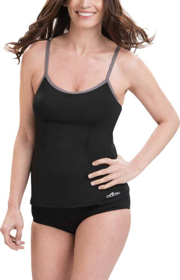 Dolfin Women's Aquashape Scoop Neck Tankini Top product image