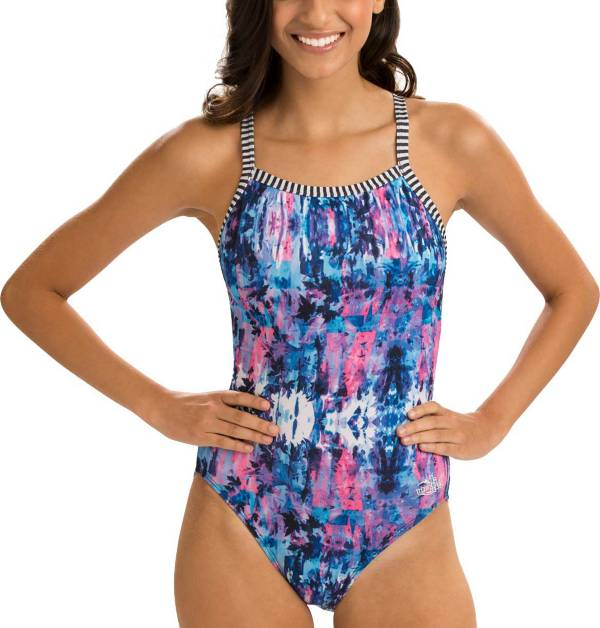 Dolfin Women's Uglies Azure V-Back Swimsuit product image