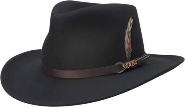 Scala Men's Crushable Felt Outback Hat product image