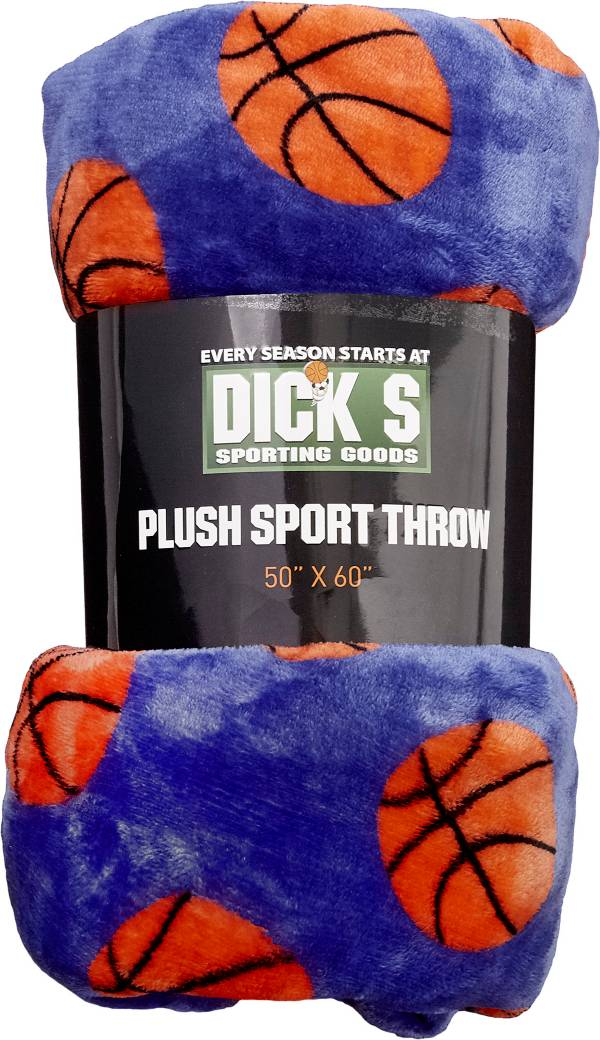 Dick's Sporting Goods Plush Sport Throw Blanket product image