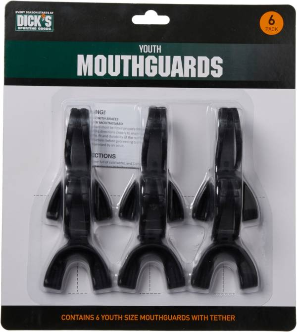 DICK's Sporting Goods Youth Mouthguards – 6 Pack product image