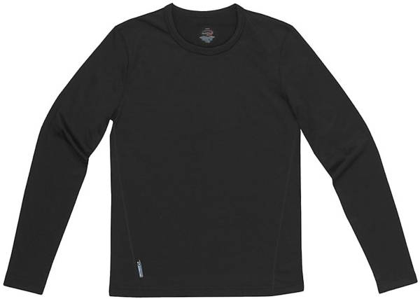 Duofold Youth Flex Weight Crew Long Sleeve Shirt product image