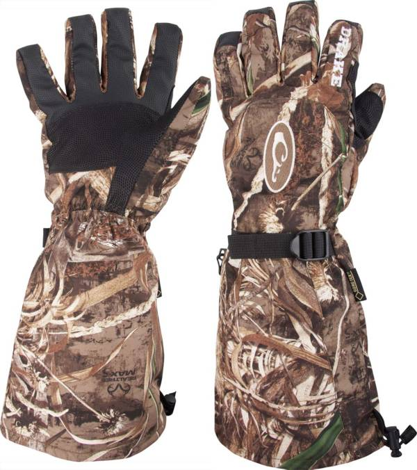 Drake Waterfowl MST Refuge HS Double Duty Decoy Gloves product image