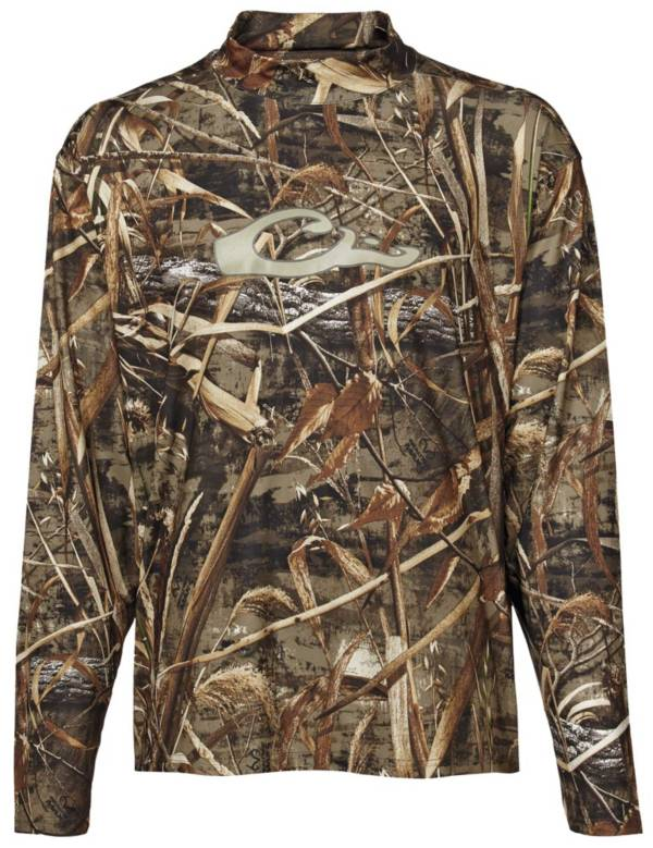 Drake Waterfowl Men's EST Performance Long Sleeve Hunting Shirt product image