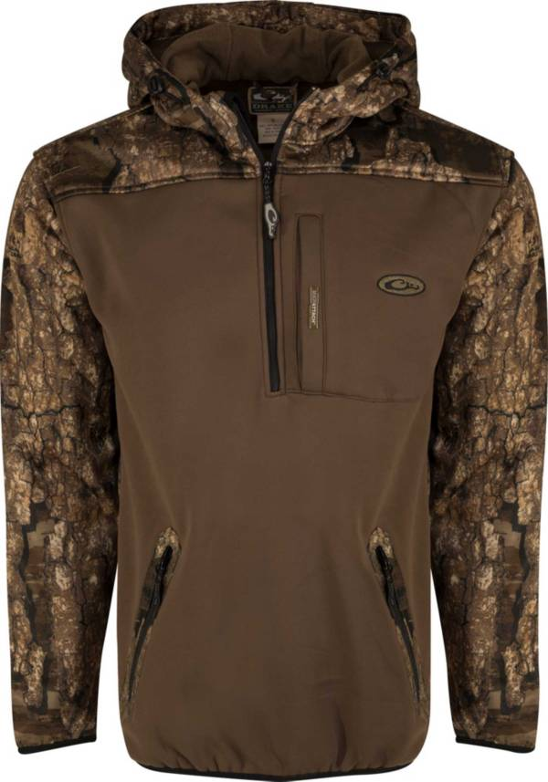 Drake Waterfowl Men's MST Endurance Soft Shell Hunting Hoodie product image