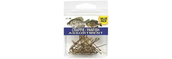 Eagle Claw Panfish Hook Assortment product image
