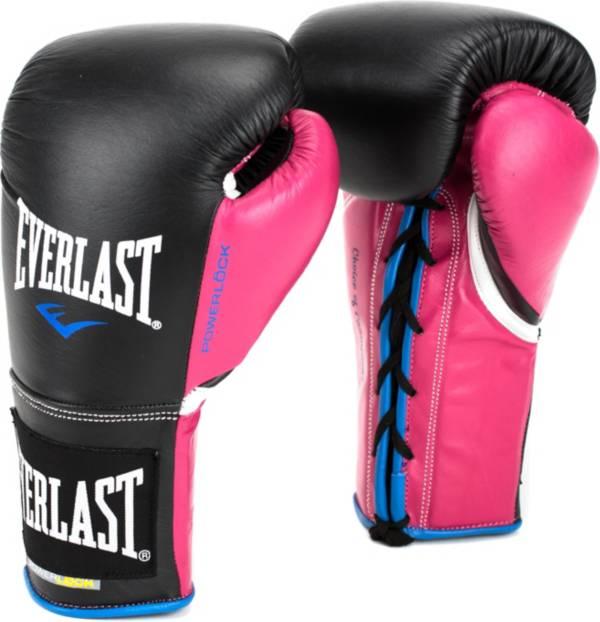 Everlast Powerlock Pro Fight Boxing Gloves product image