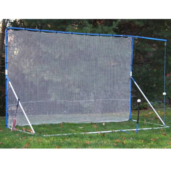 EZGoal Complete Batting Practice Station product image